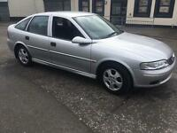 Vauxhall Vectra mot Feb 2018