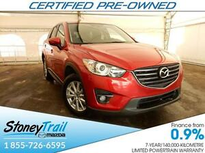 2016 Mazda CX-5 GS AWD - NAV! CERTIFIED (7 YEAR WARRANTY)