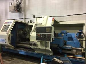 L&L LD 45x80 CNC Lathe