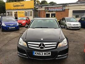 Mercedes-Benz c200 CDI SE exclusive pack saloon 4 dr