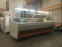 Interlevin frixila Serve over refrigerated counter