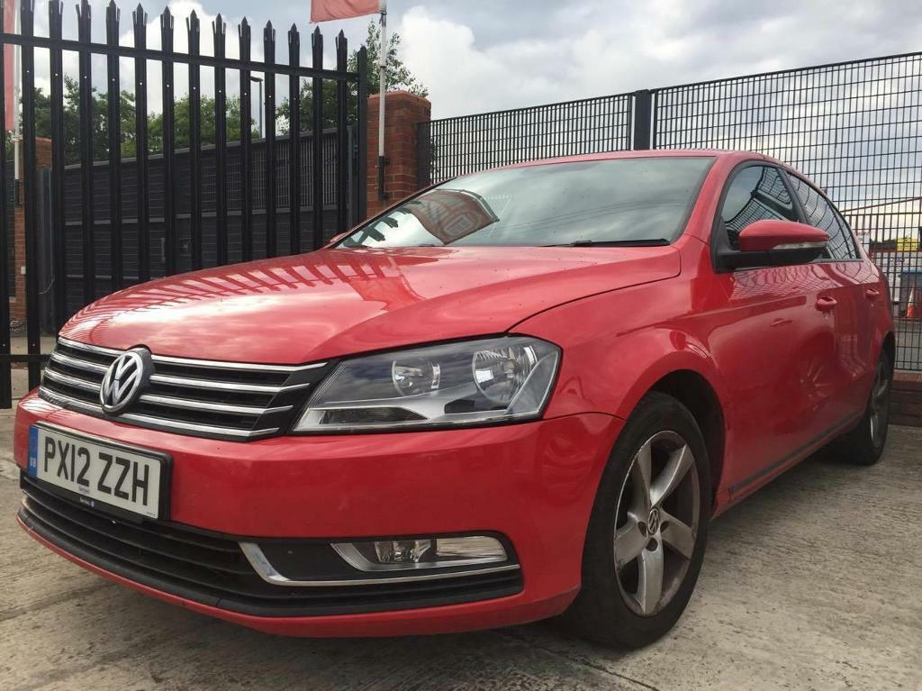 Volkswagen In Durham >> VOLKSWAGEN PASSAT 2.0 TDI Bluemotion Tech S (red) 2012 | in Hartlepool, County Durham | Gumtree