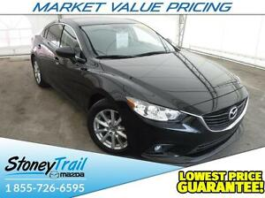 2015 Mazda Mazda6 GS - UNLIMITED MILEAGE WARRANTY!