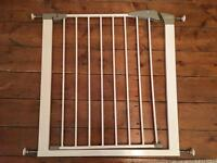 Lindam easy fit stair gate - very good condition