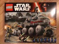 Lego Star Wars Clone Turbo Tank 75151 New. Sealed.