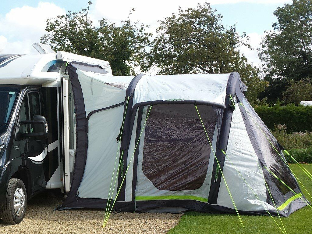 Drive Away Awning - Outdoor Revolution Oxygen Movelite Duo ...