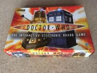 Dr Who Board Game (with free UK postage)