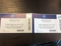 Thirty Seconds to Mars Tickets x2 STANDING
