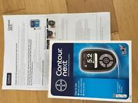 Bayer Contour Next Blood Glucose reader