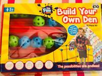 Build your own Den