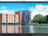 Beautiful one bedroom apartment at Atlantic Wharf with lovely water views