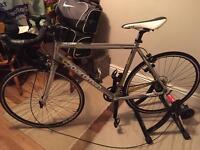 Boardman road comp bike Shimano 105