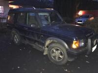 Land Rover Discovery TD5 V reg 1998 - SOLD