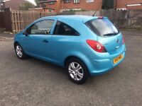 Vauxhall corsa 1.2 2010 only 44.000 miles