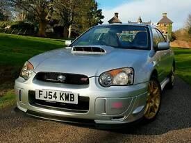 Subaru impreza sti 66k fsh