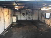 Commercial property tyre shop /workshop