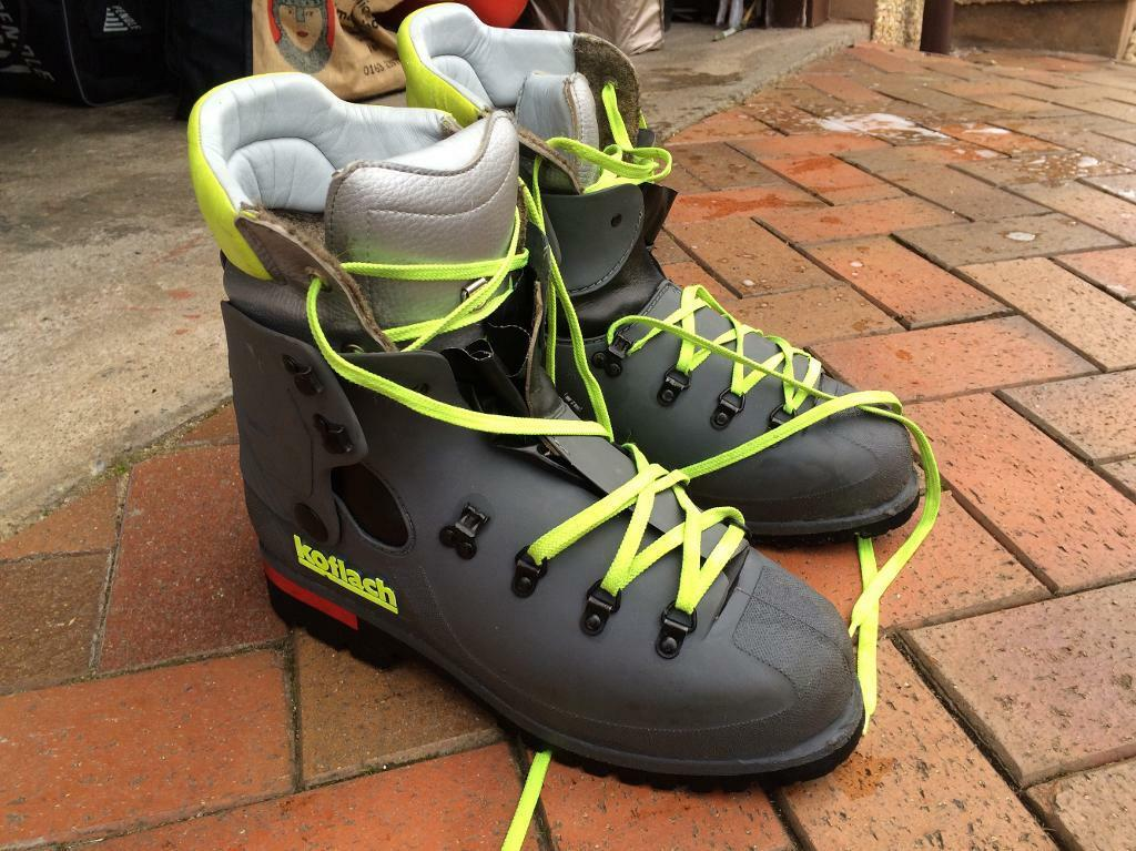 Koflach Ultra S Mountaineering Boot Size 10/11