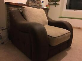 Swivel chair -REDUCED