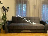 AMAZING OFFER🔥🔥GAMA Brand New Elegant Turkish Sofa Bed🔥🔥 Black, Grey, Brown