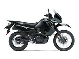 KAWASAKI KLR650 2018 MODEL (LAMS) APPROVED Seaford Frankston Area Preview