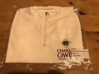 Charles Owen technical competition shirt/bodybase. White size small