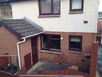 INVERKEITHING 1 BED UNFURNISHED FLAT TO LET EARLY NOVEMBER