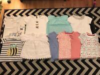 Baby girl 40 item bundle Age 12-18 months.