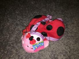 Ladybird backpack New with tags