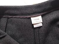 NEXT Size 12 Regular Smart Office Trousers, Worn Once