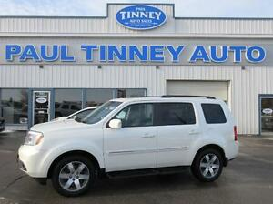 2012 Honda Pilot Touring 4WD 5-Spd AT with DVD Peterborough Peterborough Area image 1