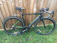 13 intuition beta carbon road bike NEW
