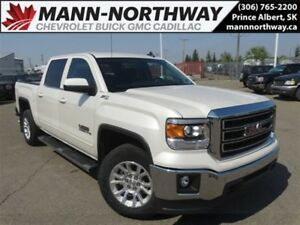 2015 GMC Sierra 1500 SLE | Z71, Remote Start, Tow Package, Cruis