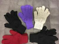 Woolen gloves