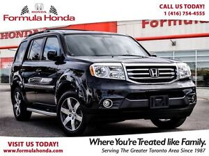 2013 Honda Pilot Touring- Low rates and terms available.  Call!