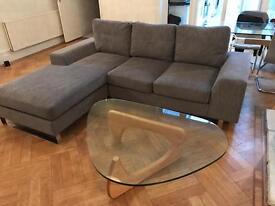 Sofa corner sell ( moving to a furnish flat)