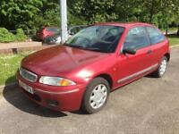 ROVER 216 SI ** AUTOMATIC ** LOW MILES ** £595