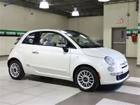 2012 Fiat 500 C CONVERTIBLE LOUNGE CUIR MAGS