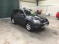 07 Toyota RAV4 xtr 2.2d4d 4wd 1 owner excellent condition guaranteed cheapest in country