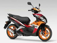 Wanted 50cc moped scooter