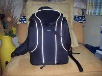 Camera case back pack