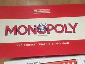 Old version Monopoly game