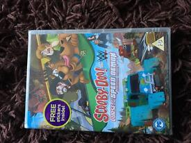 Brand new sealed scooby doo dvds and blu ray