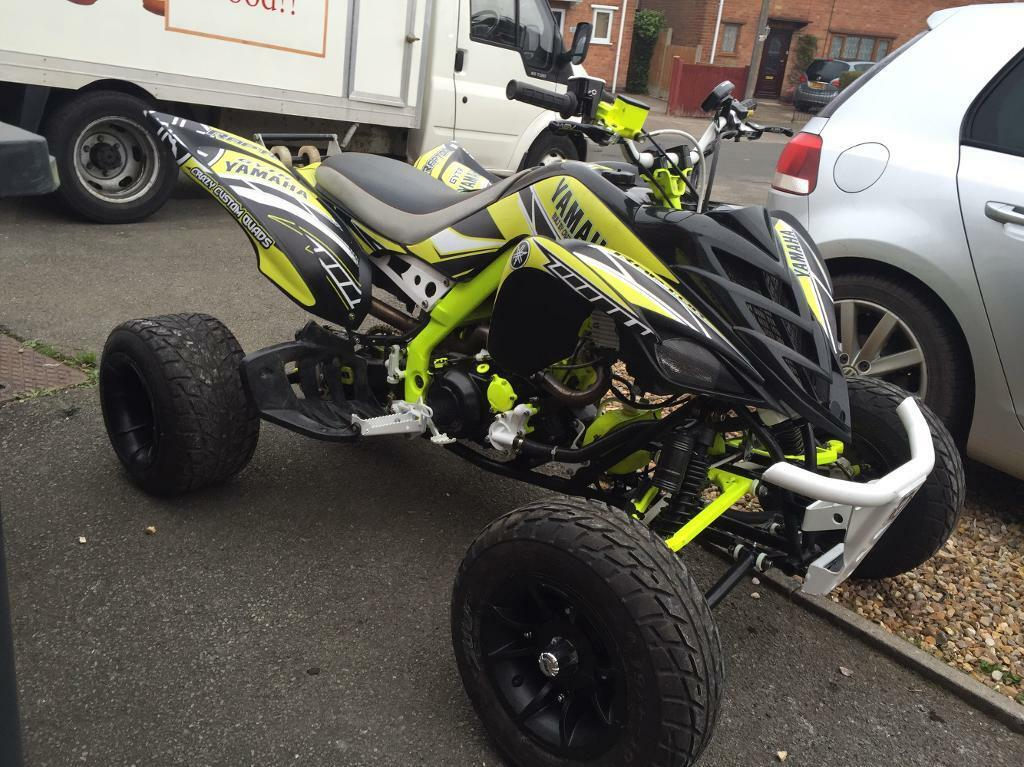 Yamaha raptor 700 road legal in leicester for Yamaha raptor 50cc