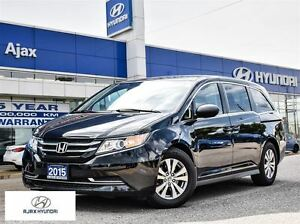 2015 Honda Odyssey SE Bluetooth Text Message Function
