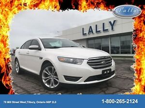 2013 Ford Taurus SEL, Leather, Moon roof, Navigation!!!