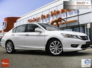 2015 Honda Accord Touring - Navigation, Leather, Sunroof, 1 Owne