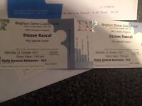 Dizzee Rascal Tickets