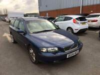 2004 Volvo V70 2,0 litre Automatic 5dr FSH 2 owners