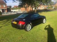 2001 Audi TT 1.9 diesel 150 bhp 126k very clean inside and out great on fuel