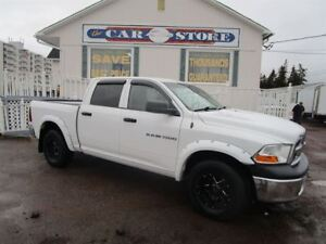 2011 Ram 1500 CREW 4X4 HTD MIRRORS TOW PACKAGE